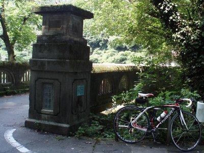 登録有形文化財の間瀬湖ダム