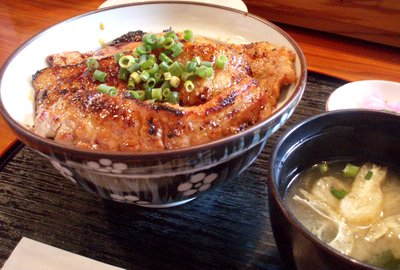 豚丼ブーム