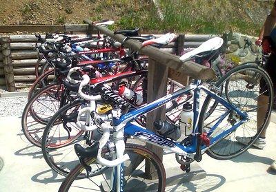 自転車乗りのあつまるお店…ターニップ(名栗)