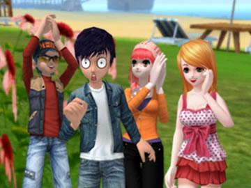 MILU オンラインゲーム