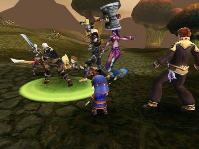 ロストエデン MMO オンラインゲーム