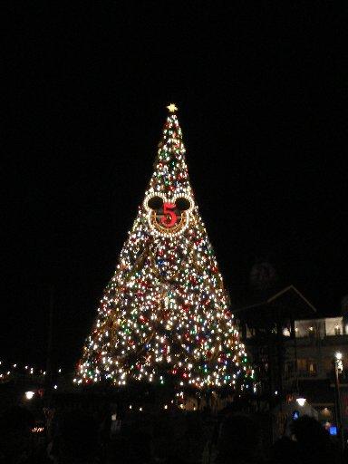 5thシーメインクリスマスツリー