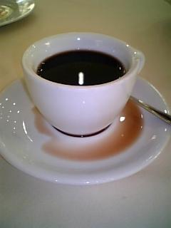 フィレンツェのコーヒー