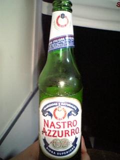 カプリ島ビール
