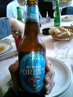 カプリ島ビール②