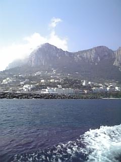 カプリ島風景④