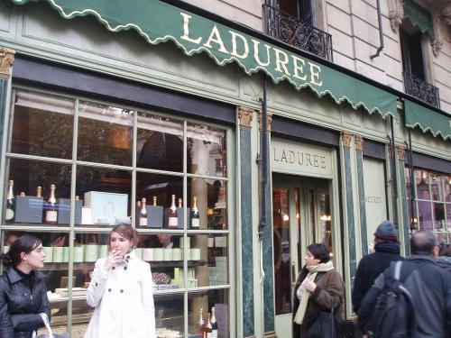 ラデュレ本店