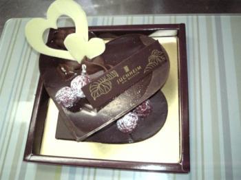 ステキなケーキ