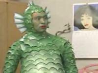 【ごっつええ感じ 】- ゴレンジャイ2001 - 半漁人