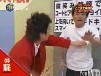 絶叫!乳首に洗濯バサミ!引っ張り相撲!! ロンブー淳 VS DT浜田