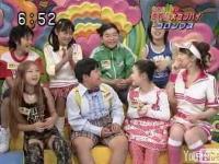 大沢あかね ショートパンツからアソコが!!!