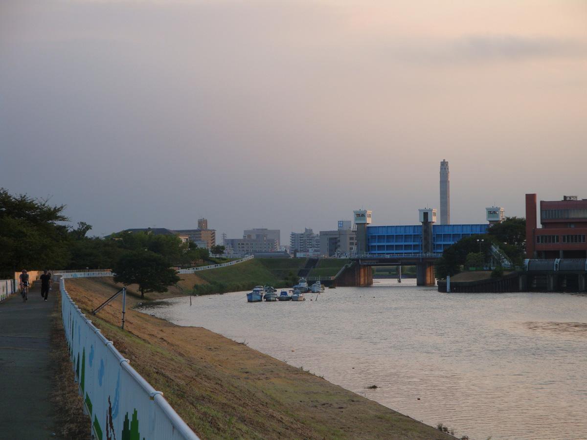 ぽたリング荒川