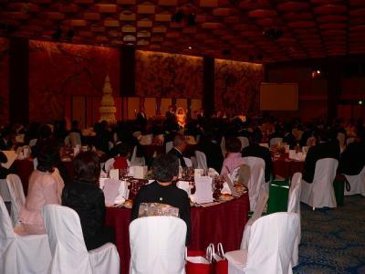 写真キャプション=多くのパチンコ関係者が出席した某コンサルタントの結婚式と披露宴