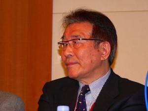 写真キャプション=㈲シムインターナショナルの代表取締役、PCSAリソースパーソンの宮本正暉氏