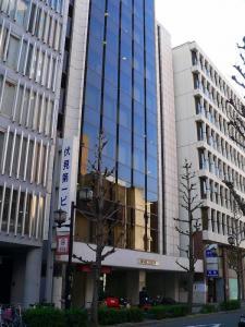 写真キャプション=手数料問題について様々な検討が行われた愛知県遊協が入るビル