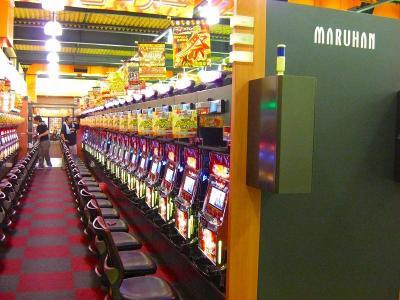 設置されたサウンドチュチュ-マルハン東浦店