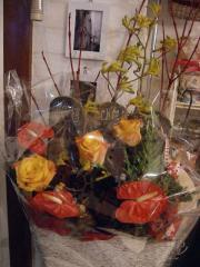 flowers from Kumi-chan