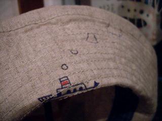 お船の帽子