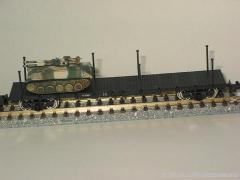 チキ7000形+60式自走106mm無反動砲