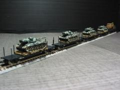戦車輸送列車C