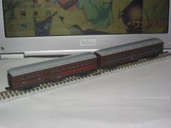 オハニ30&オロ30の旧型客車