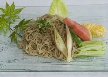 野菜等を加えた調理例