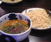 焦葱カレーつけ麺