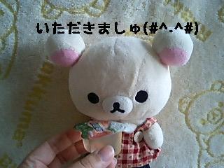 ちこちゃん日記7★お茶祭りとちこちゃんの大好物★-7