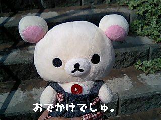 ちこちゃん日記8★お出かけ♪ワンワンと一緒★-1