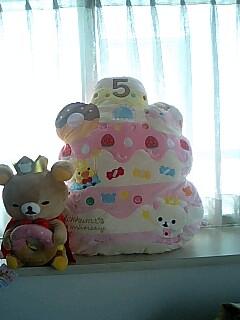 ゴージャスなお家★お菓子の家クッション&王様リラックマ★-6