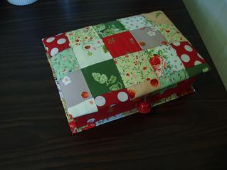 橋本さんの箱