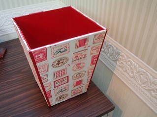 市川さんのごみ箱