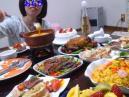 2011 年 クリスマス料理 おちび