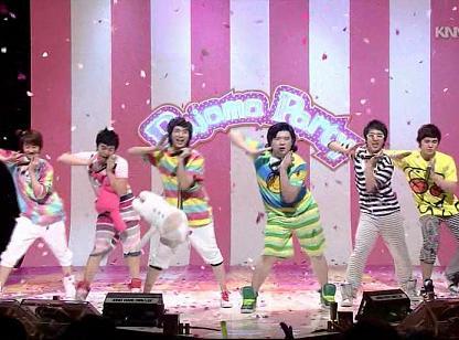 080803 SBS 人気歌謡 -Pajama Party.avi_000220687