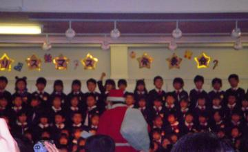 08'クリスマス発表会