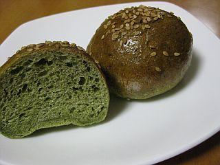 ほうれん草パン