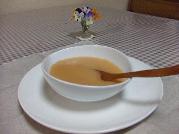 <br />にんじんスープ