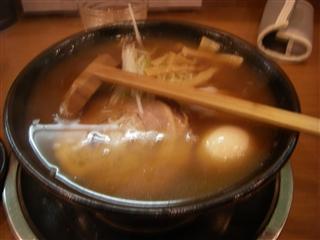 栄昇ラーメン+大盛+醤油味玉