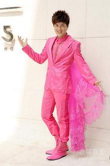 ピンクなケンジくん