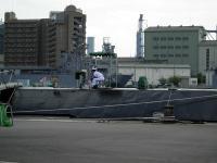 潜水艦です。