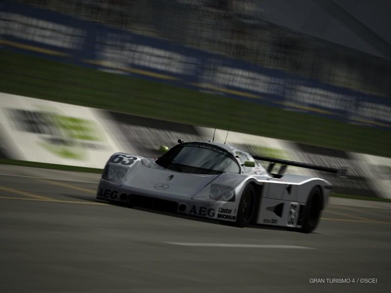 ザウバー メルセデス C 9 レースカー '89