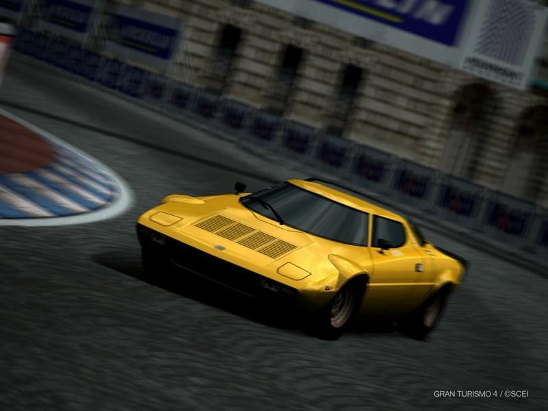ランチア ストラトス '73