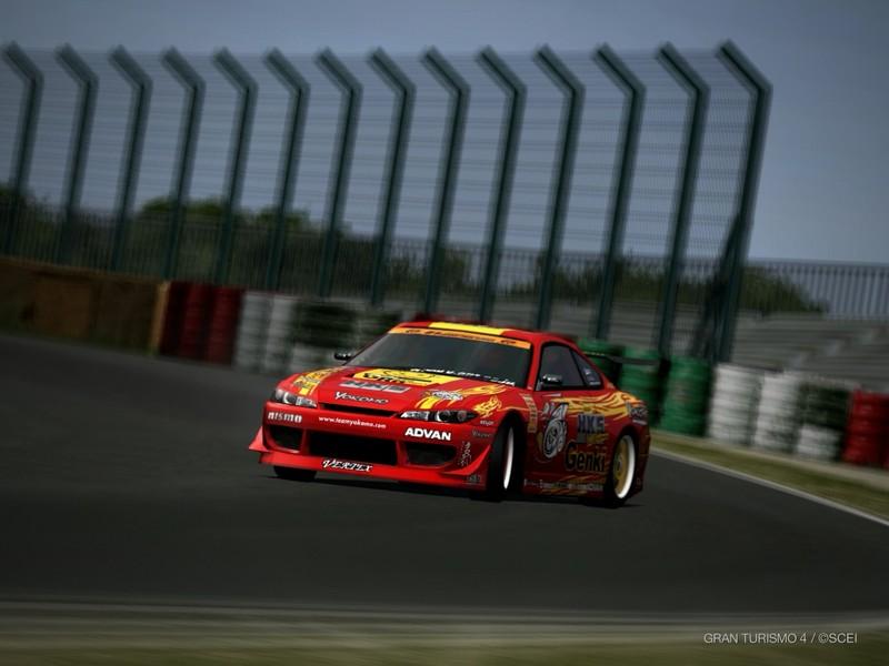 HKS GENKI ハイパーシルビア RS2(D1GP) '04