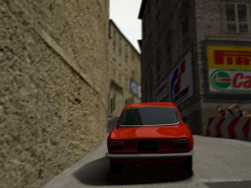 アルファ・ロメオ ジュリア スプリント GTA 1600 '65