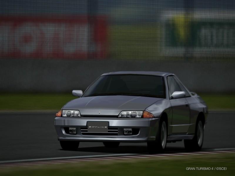日産 スカイライン GTS-t Type M(R32) '91