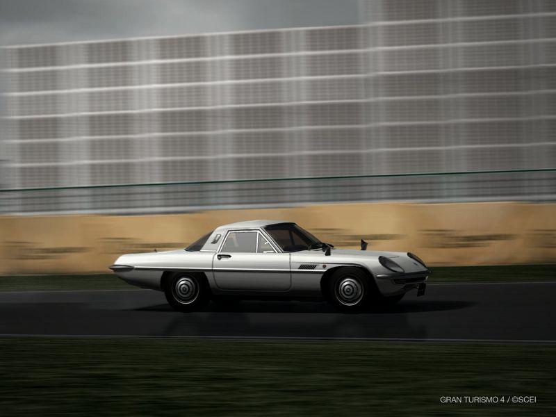 マツダ コスモスポーツ(L10A) '67