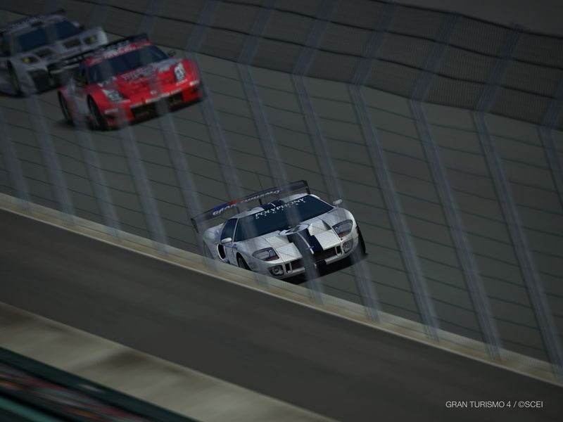 フォードGT LMレースカー SpecII '04