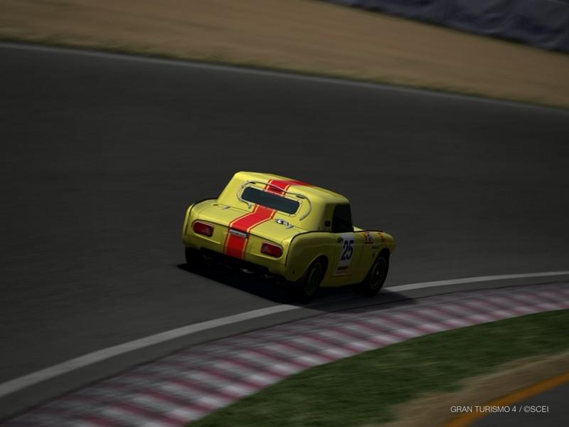 ホンダ S800 RC レースカー '68