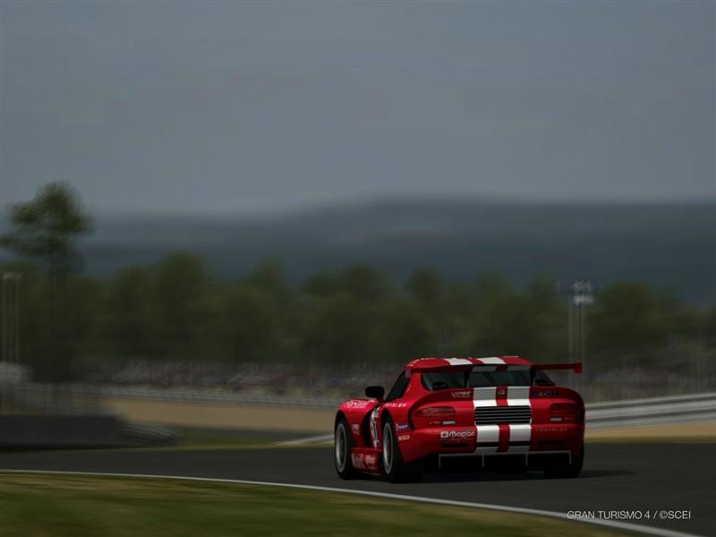 ダッヂ バイパー GTS-R Team Oreca レースカー '00