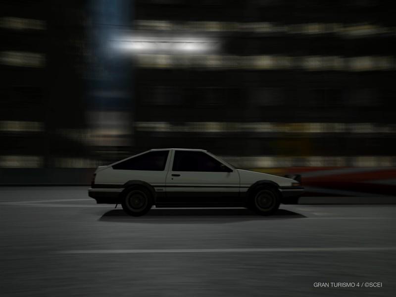 トヨタ スプリンタートレノ S.Shigeno Version '00